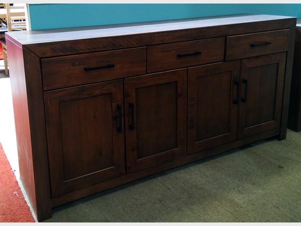 Yarra 4 Door Buffet Furniture Outlet